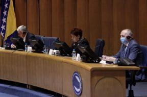 Interresorna radna grupa razmatrala izmjene Izbornog zakona BiH
