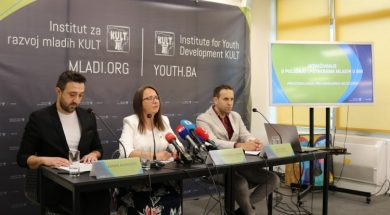 Istraživanje KULT-a pokazalo da više od 50 posto mladih želi napustiti državu