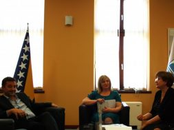 Mostarski gradonačelnik susreo se s ombudsmankom Jukić