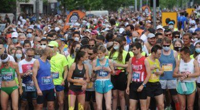 Na 34. Beogradskom maratonu oko 5.000 takmičara