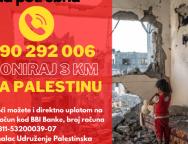 Na Dan Nakse podsjećanje da nema mira dok traje izraelska okupacija Palestine