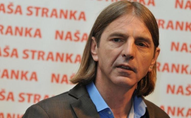 Predrag Kojović podnio ostavku u Našoj stranci