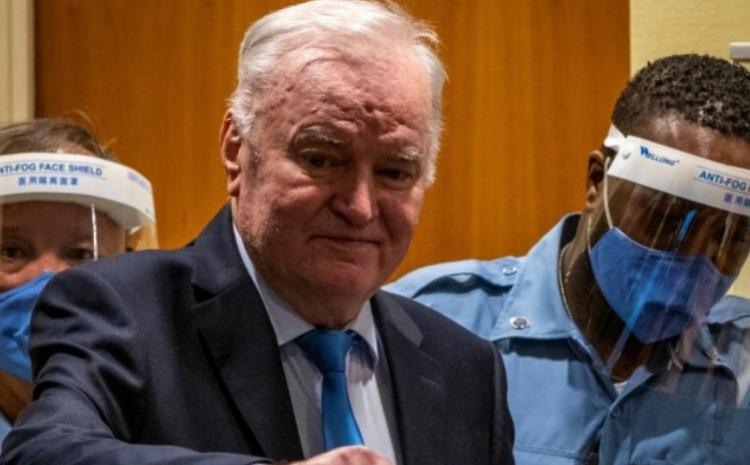 Evo u kojim zatvorima bi zločinac Ratko Mladić mogao služiti kaznu