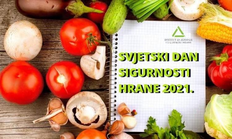 Sigurna hrana danas za zdravo sutra