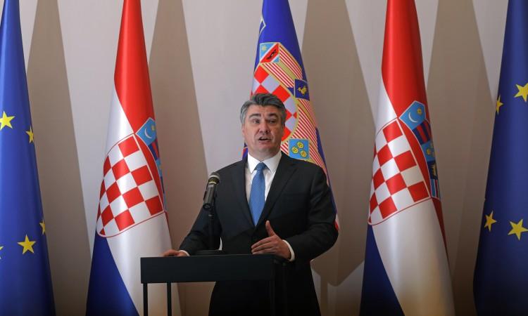 Milanović zabrinut zbog otpora nekih članica NATO-a da se spomene Dayton