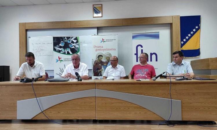 CMO održao okrugli stol ¨Drama gostoprimstva¨ u Mostaru