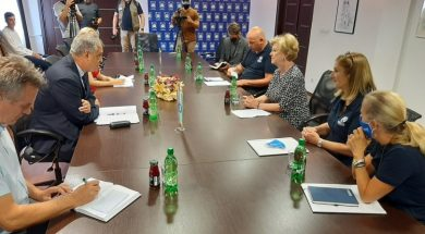 Pomoćnica generalnog sekretara UN-a Gillian Triggs u posjeti Bihaću