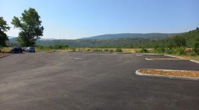 Radimlja – Završena izgradnja parkinga na nekropoli Radimlja