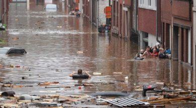 Stotine ljudi evakuirano nakon probijanja nasipa u Nizozemskoj