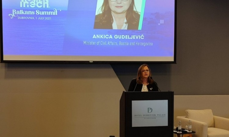 Gudeljević sudjelovala na Woman in Tech Balkans Summitu