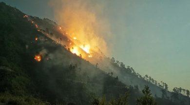 Aktivni požari na području Konjica, Jablanice i Stoca