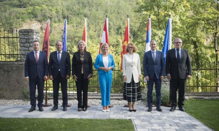 Na konferenciji ministara odbrane ¨WB 5 Graz¨ potpisana zajednička deklaracija