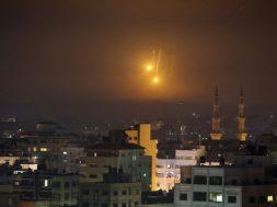 Izraelska avijacija izvela napade na Gazu