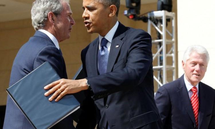 Clinton, Bush i Obama udružuju se kako bi pomogli afganistanskim izbjeglicama