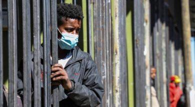 Afrika_koronavirus_Etiopija_Xinhua