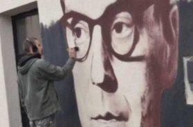 Ivo Andrić dobiva mural u rodnom Travniku