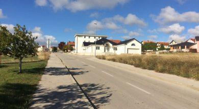 Rekonstrukcija infrastrukture u naselju Latice u Tomislavgradu