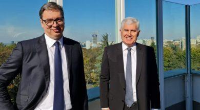 Vučić i Čović